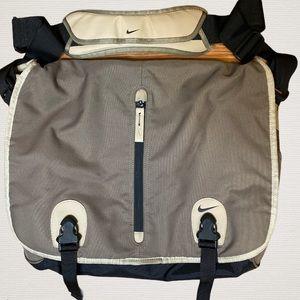 Nike Cordura messenger laptop bag